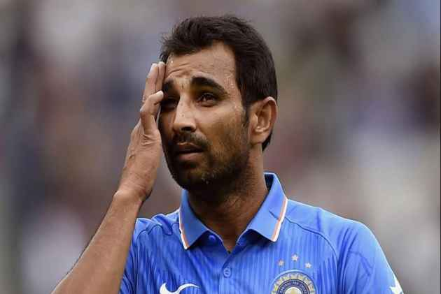 Mohammed Shami Did Not Get 'Injured' in Road Accident