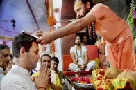 What Convinced Rahul Gandhi About The Need For Demonstrative Hinduism?