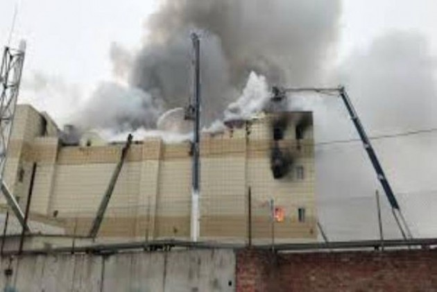 37 killed in Russian Federation shopping mall inferno