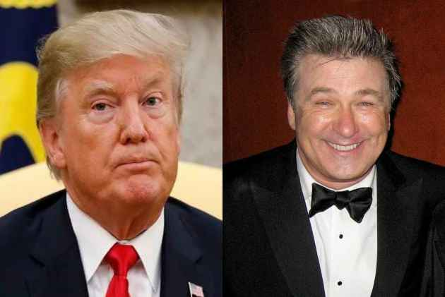 Baldwin returns to SNL days after Trump called impression 'agony'