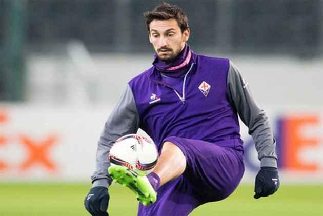 Fiorentina captain Astori dies suddenly, club says