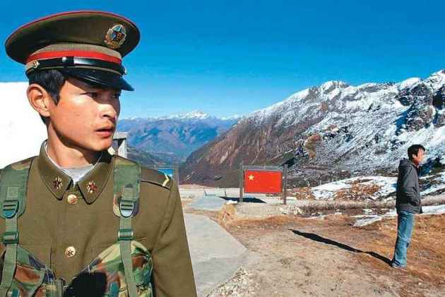 China building helipads, trenches at Doklam: Government