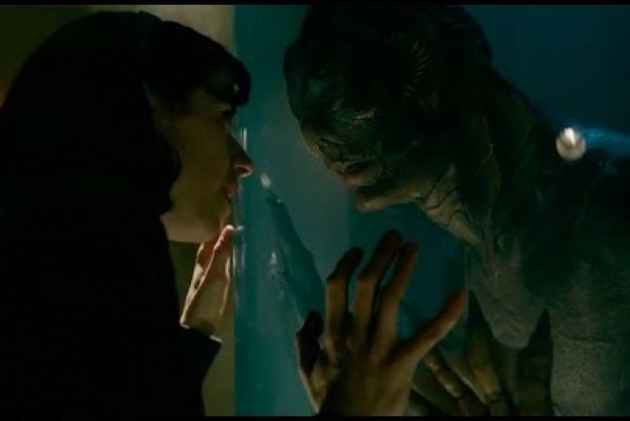 Guillermo del Toro's <em>The Shape Of Water</em> Wins Oscar For Best Picture