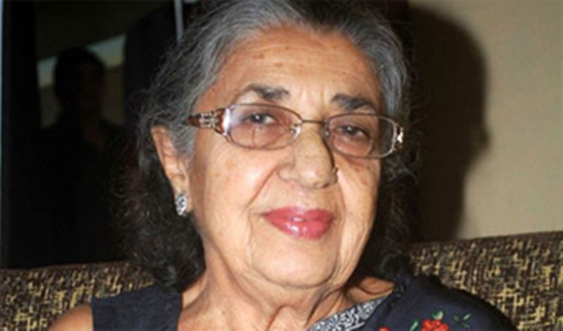 Veteran Actress Shammi Passes Away At The Age Of 87