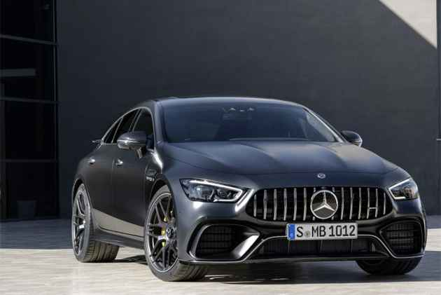 Mercedes-AMG GT 4 Door Coupe Revealed With 639 Horsepower Geneva Motor Show 2018