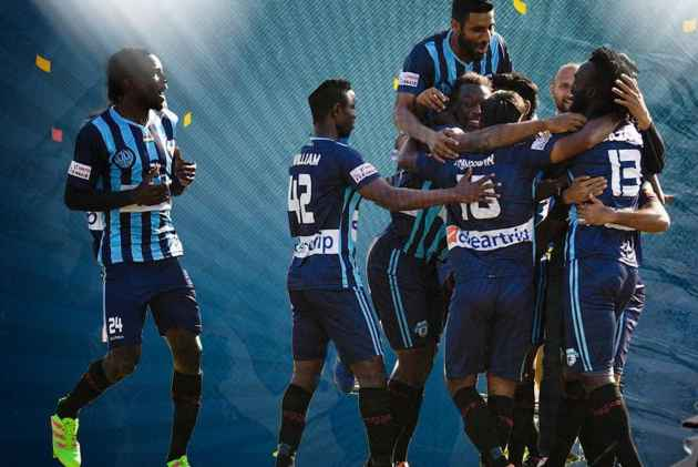Minerva Punjab create I-League history: Highlights