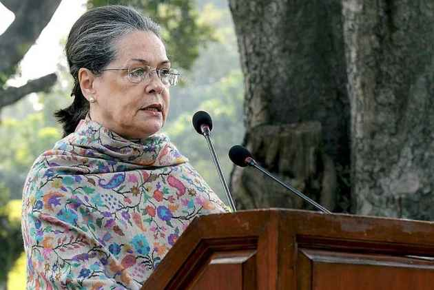 Modi Govt muzzling opposition voice, running down past achievements : Sonia Gandhi