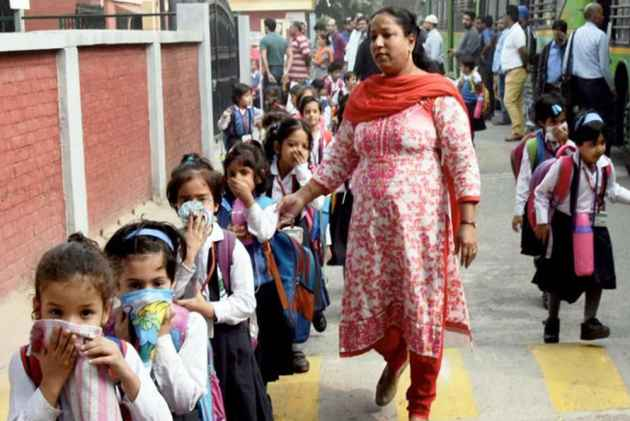 Decide School Safety Guidelines In 3 Months: Supreme Court Tells Centre