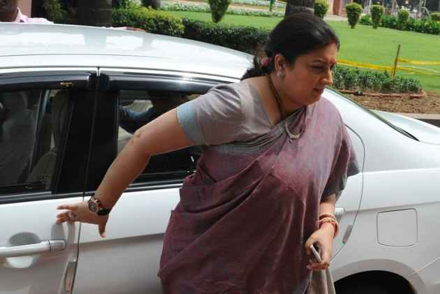 Delhi Police Files Chargesheet Against Four For Allegedly Stalking Union Minister Smriti Irani