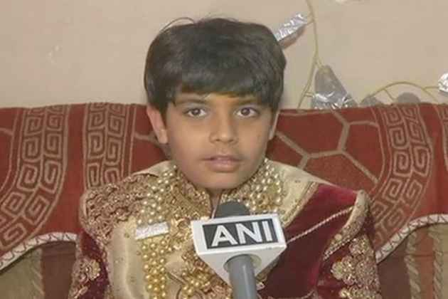 12-Year-Old Surat Boy To Become Jain Monk, Says Family Life Is Full Of Sins
