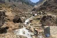 J&K: Worry And Fear Of New Mountain Stream Near Kishanganga Project