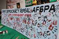 Centre Removes AFSPA From Meghalaya, Eight Police Stations In Arunachal Pradesh