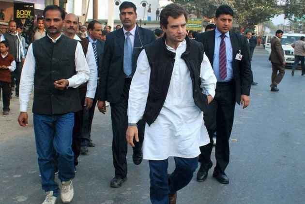 Rahul Gandhi hits out at govt over attacks on Dalits