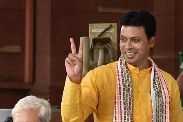 Not Mechanical Engineers But Civil Engineers Should Join Civil Services: Another 'Gem' From Tripura CM Biplab Kumar Deb