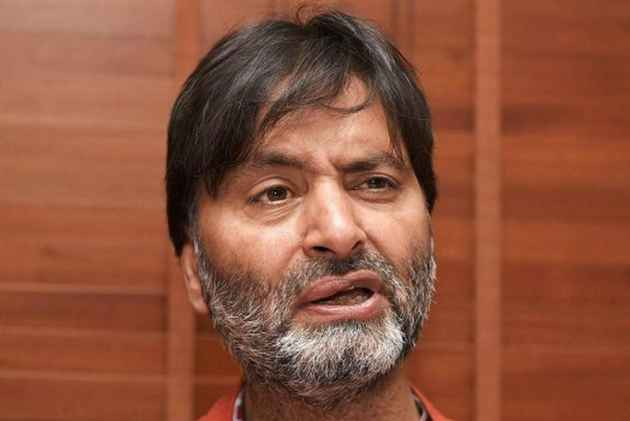 Cops refute reports of assault on JK Liberation Front Chief Malik