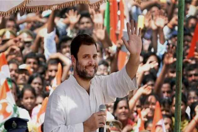 Congress Will Win In 2019, Rahul Gandhi Declares At Mega Delhi Rally