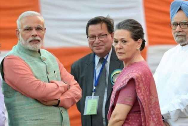 Modi Duping Youth And Farmers Of The Nation: Sonia Gandhi