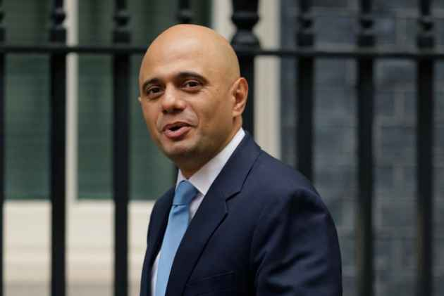 Sajid Javid named Britain's new Home Secretary as Amber Rudd resigns