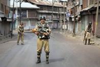 Separatist Leaders Geelani, Mirwaiz, Malik Condemn Unilateral Ceasefire In Kashmir, Call It 'Cosmetic Measure' By Govt