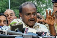 Kumaraswamy To Take Oath As Karnataka Chief Minister On May 23