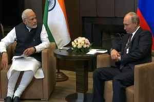 PM Modi Meets Vladimir Putin In Sochi, Says Indo-Russian Ties Enjoy 'Special Privileged Strategic Partnership'