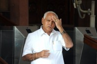 Speaker Accepts Resignation Of Yeddyurappa, Sriramulu As Lok Sabha MPs