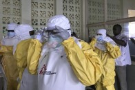 Ebola Kills 10 In Congo, Confirmed Cases Rise To 35