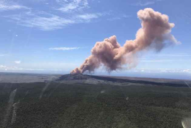 2nd, 3rd Lava Fissures Open on Hawaii's Kilauea Volcano