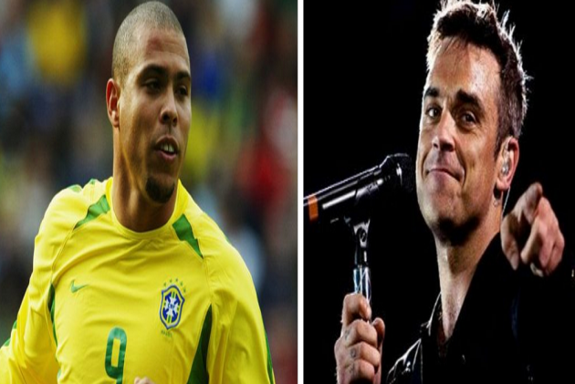 British Pop Star Robbie Williams & Former Brazilian Striker Ronaldo To Perform At World Cup Opening Ceremony
