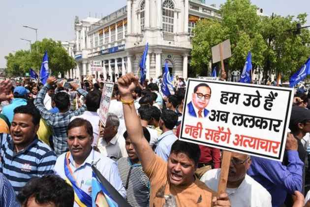 Dalits, Tribals Plan Delhi Rally Against Dilution Of SC/ST Law