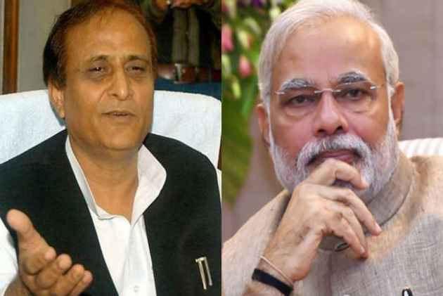 'Modi Busy Doing Squats While Innocent People Are Being Killed': Azam Khan Over Shujaat Bukhari, Aurangzeb Killings