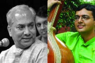 Classical Musicians Suhas Vyas & T.N.S. Krishna: Chip Off The Old Block