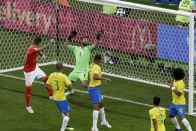After Coutinho's Stunning Goal, Switzerland Hold Brazil To 1-1 Draw