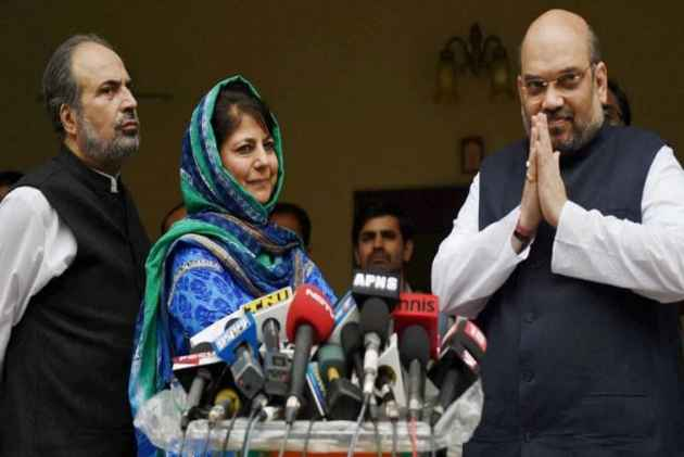 BJP Pulls Out Of Alliance With PDP In J&K: The Writing Was On The Wall