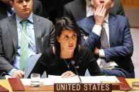US Pulls Out Of 'Shameless' UN Human Rights Council