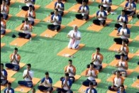 International Yoga Day: ISRO To Map Event Participation Across India Though Satellite Imagery