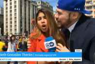 German TV Journalist Groped And Kissed While Reporting World Cup Live