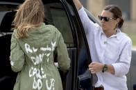 Melania Trump's 'I Really Don't Care' Jacket On Visit To Migrant Children Shelter Sparks Outrage