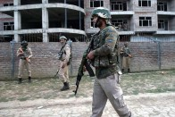 Encounter Breaks Out Between Security Forces, Militants In J-K's Anantnag