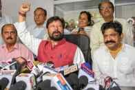Jammu BJP leader Lal Singh Threatens Kashmiri Journalists Of 'Shujaat-Like' End