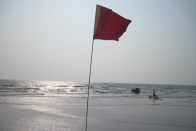 In Goa, Red Flags Go Up On Beaches After Tourist Deaths
