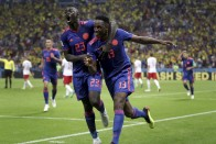 Falcao, Cuadrado And Mina Star As Stylish Colombia Break Polish Hearts
