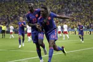 Falcao, Cuadrado And Mina Star As Stylish Colombia Break Polish Hearts