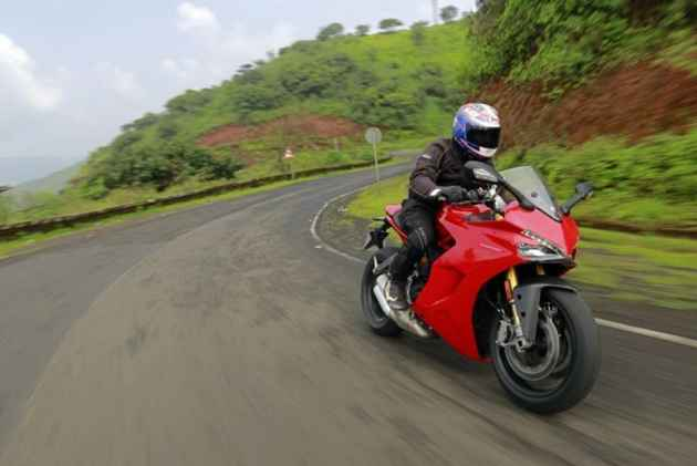 Ducati Recalls SuperSport And SuperSport S