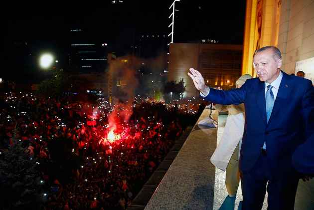 Recep Tayyip Erdogan A Turkish Rondo