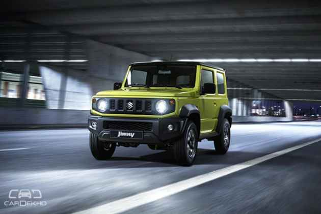 Suzuki Jimny Accessories Revealed: Decal Kits, Alloys & More