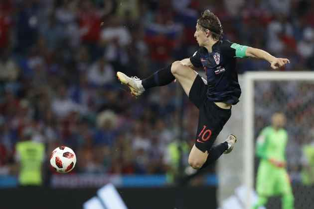 Jaded Croatia Look to Master Modric To Carry Them Through Against England