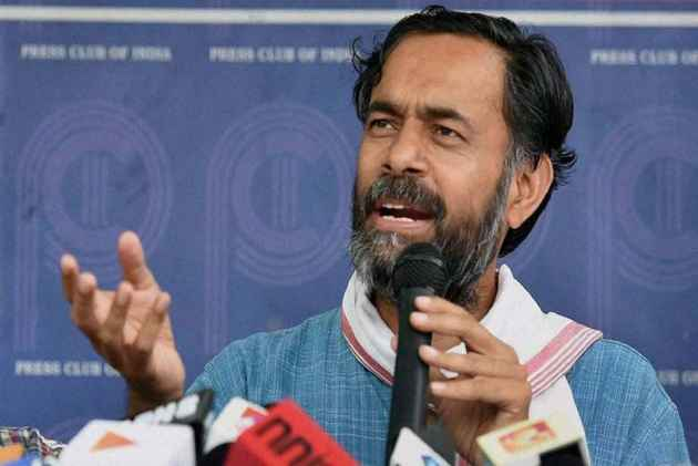 Yogendra Yadav Claims I-T Department Raided Sisters' Hospital, Accuses 'Modi Regime' Of 'Targeting Family'