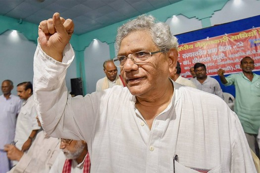 Left Parties To Organise Protest March Against Tripura, Bengal Govts