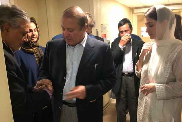 Ousted Pak PM Nawaz Sharif, Daughter Maryam To Be Arrested Today, Helicopters To Shift Them To Jail